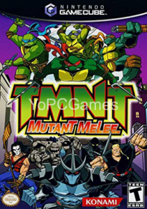 TMNT: Mutant Melee PC