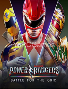 Power Rangers: Battle for the Grid PC Game