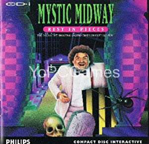 Mystic Midway: Rest in Pieces Game