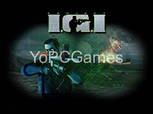 Project I.G.I.: I'm Going In Game