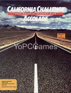 Test Drive II Scenery Disk: California Challenge PC