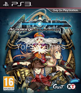 Ar Nosurge: Ode to an Unborn Star PC Full