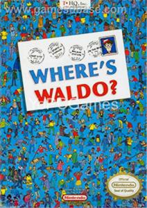 Where's Waldo? PC