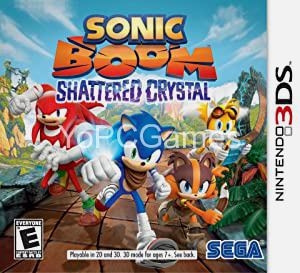 Sonic Boom: Shattered Crystal PC Game