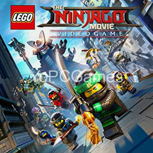 The Lego Ninjago Movie Videogame PC Full