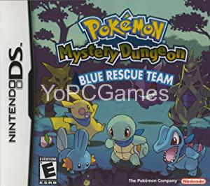 Pokémon Mystery Dungeon: Blue Rescue Team Game