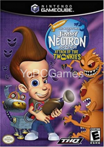 The Adventures of Jimmy Neutron Boy Genius: Attack of the Twonkies Game