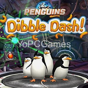 Penguins of Madagascar: Dibble Dash PC Full