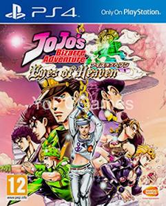 JoJo's Bizarre Adventure: Eyes of Heaven Game