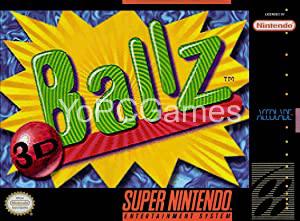 Ballz 3D PC Game