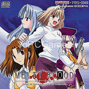 Melty Blood Re-ACT Game