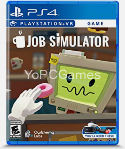 Job Simulator: The 2050 Archives Game