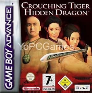 Crouching Tiger, Hidden Dragon PC