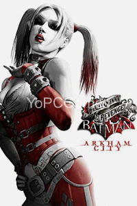 Batman Arkham City: Harley Quinn's Revenge PC Game