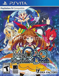 MeiQ: Labyrinth of Death Full PC