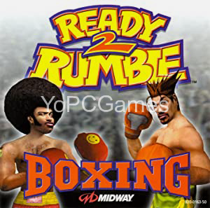 Ready 2 Rumble Boxing PC Game