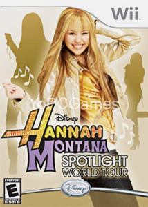 Hannah Montana: Spotlight World Tour PC