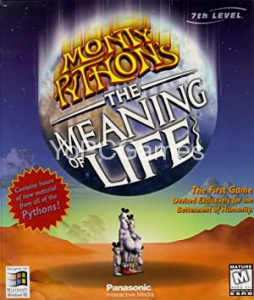 The Meaning of Life Game