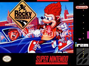 Rocky Rodent PC