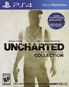 Uncharted: The Nathan Drake Collection PC