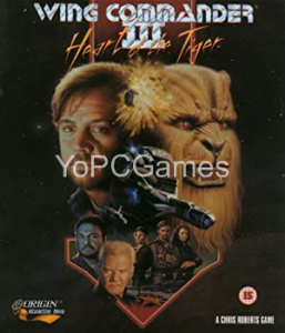 Wing Commander III: Heart of the Tiger Game