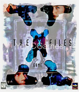 The X-Files Game Game