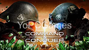 Command and Conquer: Rivals PC