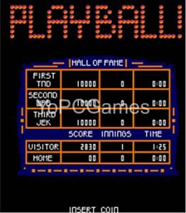 Playball! PC
