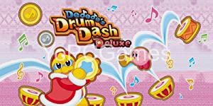 Dedede's Drum Dash Z Game