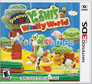 Poochy & Yoshi's Woolly World PC