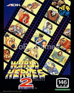 World Heroes 2 PC Game