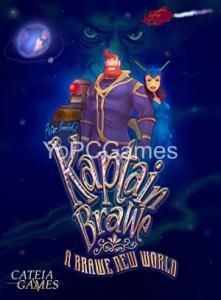 Kaptain Brawe: A Brawe New World PC