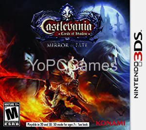 Castlevania: Lords of Shadow - Mirror of Fate Game