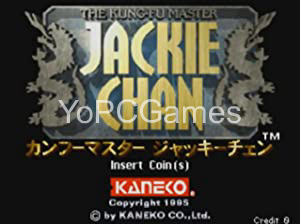 Jackie Chan in Fists of Fire Full PC