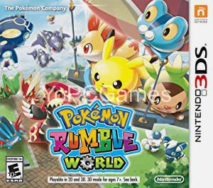 Pokémon Rumble World PC Game