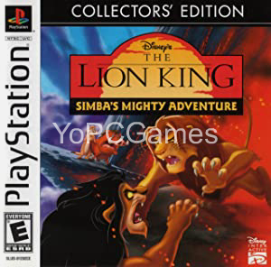 The Lion King: Simba's Mighty Adventure Game