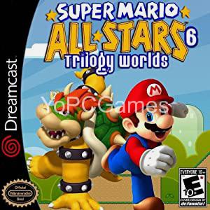 Super Mario All Stars 6 - Trilogy Worlds PC Full
