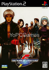 The King of Fighters 2001 Game