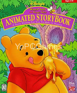 Animated StoryBook: Winnie the Pooh and the Honey Tree PC