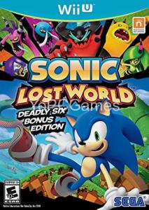 Sonic Lost World PC Full