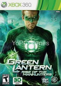 Green Lantern: Rise of the Manhunters Game