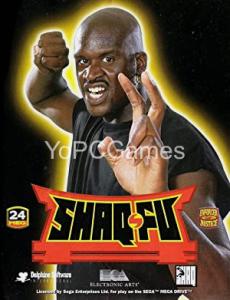 Shaq Fu Game