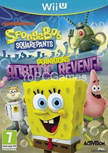 SpongeBob SquarePants: Plankton's Robotic Revenge PC Full