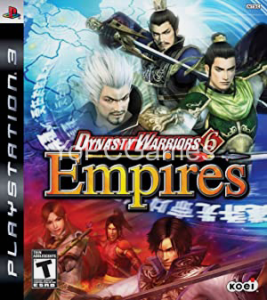 Dynasty Warriors 6: Empires Game