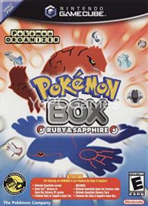 Pokémon Box Ruby & Sapphire Game