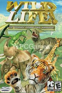 Wild Life! The Ultimate Animal Park Simulator PC