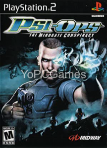 Psi-Ops: The Mindgate Conspiracy PC Game