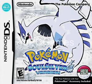 Pokémon SoulSilver Version PC