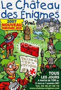 Les Templiers et le Mystère du Château d'Usson Game
