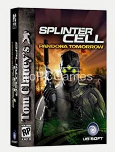 Splinter Cell: Pandora Tomorrow Game